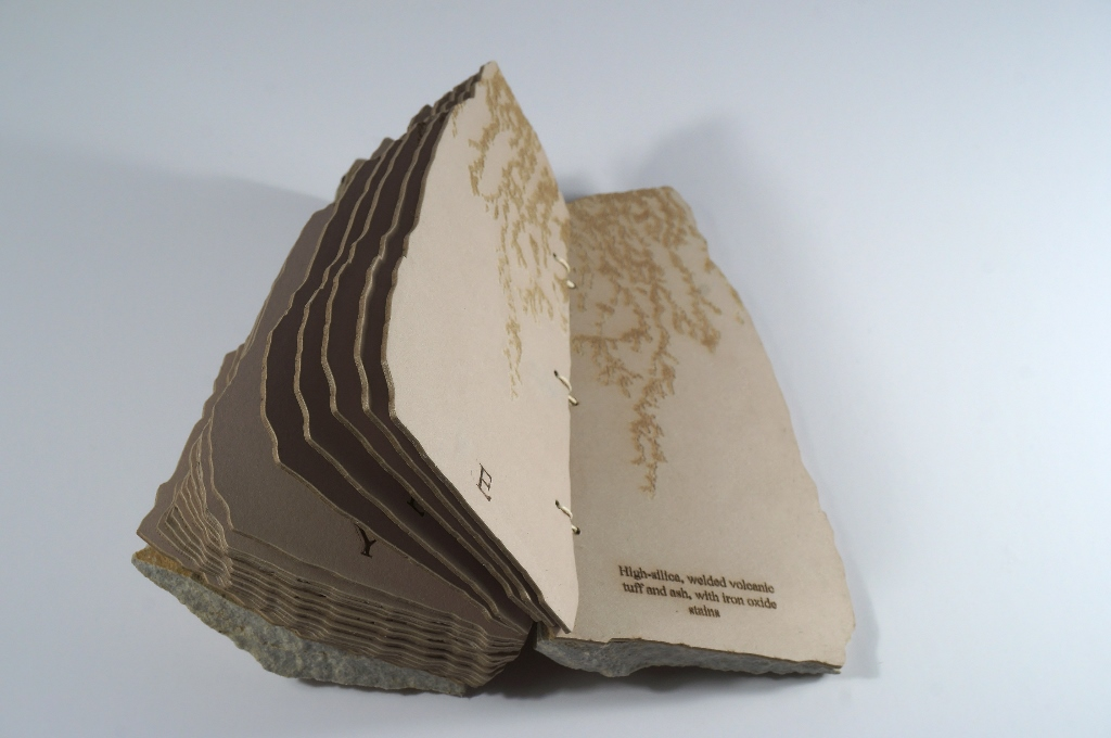 Photo of Suze Woolf Artist Book