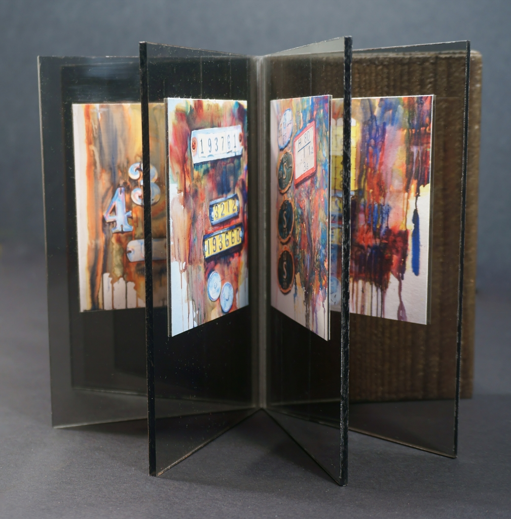 Suze Woolf artist book